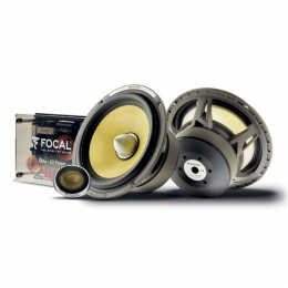 "Focal Power Series 6-1/2"" component speaker system ES 165KX2 K2"