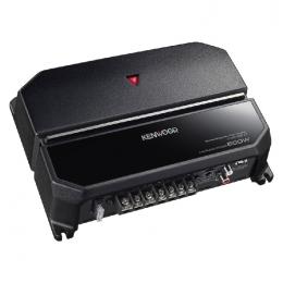 Kenwood 2-channel car amplifier — 70 watts RMS x 2 KAC-5207