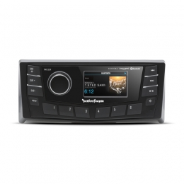 "Rockford Fosgate Punch Marine AM/FM/WB Digital Media Receiver 2.7"" Display w/ CAN bus PMX-5CAN"