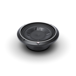 """Rockford Fosgate Punch Stage 3 shallow-mount 10"""" subwoofer with dual 2-ohm voice coils P3SD2-10"""