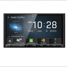 Kenwood CarPlay - Digital Media Receiver DMX907S