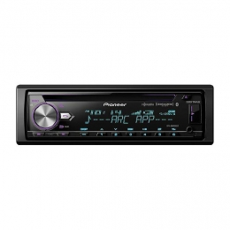 CD Receiver with enhanced Audio Functions, Full-featured Pioneer ARC App Compatibility, MIXTRAX®, Built-in Bluetooth®, HD Radio™ Tuner and SiriusXM-Ready™ DEH-X8800BHS