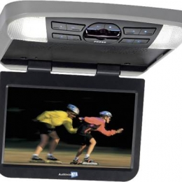 """Voxx MTGBAVX13 13.3"""" overhead video monitor with built-in DVD"""