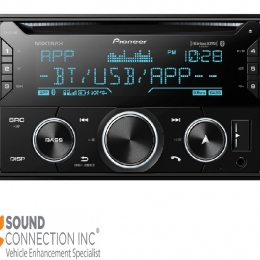Pioneer CD receiver FH-S722BS