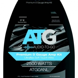 ATG0-ANL 0 Ga. Amplifier Kit
