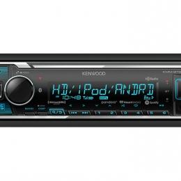 Digital Media Receiver with Bluetooth & HD Radio KMM-BT525HD