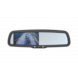 REARVIEW MIRROR MONITOR AND BACK-UP CAMERA KIT MRC-LP01CP