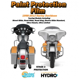 Paint Armor 1998-2013 Harley Davidson Stage 2