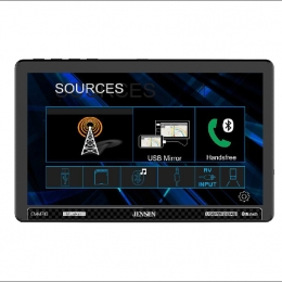 Jensen Digital multimedia receiver CMM710
