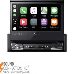 Pioneer DVD receiver AVH-3500NEX