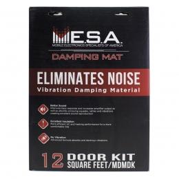 MESA Damping Mat Door Kit 12 Sq Ft MDMDK