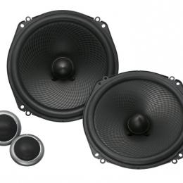 "KFC-XP184C  7"" Oversized Custom Fit Component Speaker System"
